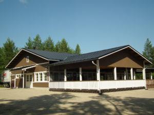 Retkisoutajille tutun Varvirannan alueen Sulkava-seura osti vuonna 1986. Nykyinen rakennus valmistui vuonna 2011.